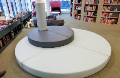 Världslitteraturhusets bibliotek Göteborg